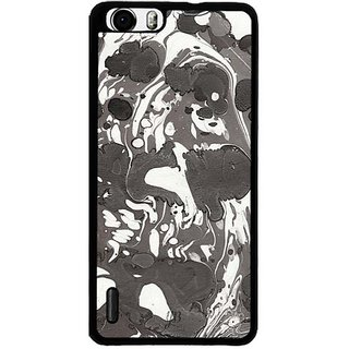 YuBingo Marble Finish (Plastic) Designer Mobile Case Back Cover for Huawei Honor 6
