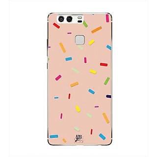 YuBingo Color Pellets Designer Mobile Case Back Cover for Huawei P9