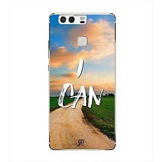 YuBingo I Can Designer Mobile Case Back Cover for Huawei P9