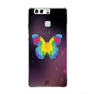 YuBingo Butterflies Designer Mobile Case Back Cover for Huawei P9