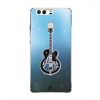 YuBingo The Guitar Designer Mobile Case Back Cover for Huawei P9