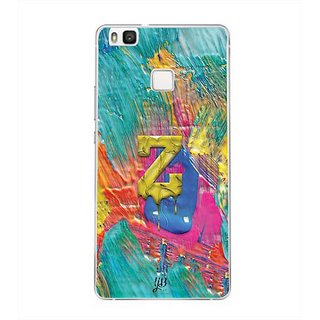 YuBingo Monogram with Beautifully Written Funky Colourful Paint Finish letter Z Designer Mobile Case Back Cover for Huawei P9 Lite