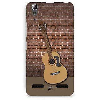 YuBingo The Acoustic Designer Mobile Case Back Cover for Lenovo A6000 / A6000 Plus