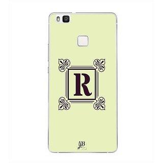 YuBingo Monogram with Beautifully Written letter R Designer Mobile Case Back Cover for Huawei P9 Lite