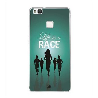 YuBingo Life is a Race Designer Mobile Case Back Cover for Huawei P9 Lite
