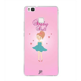 YuBingo Baby Doll Designer Mobile Case Back Cover for Huawei P9 Lite