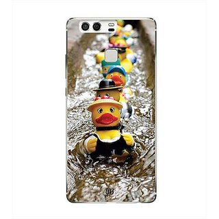 YuBingo Toy duck Designer Mobile Case Back Cover for Huawei P9