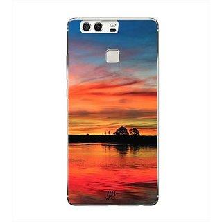 YuBingo Horizon  Designer Mobile Case Back Cover for Huawei P9