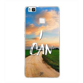 YuBingo I Can Designer Mobile Case Back Cover for Huawei P9 Lite