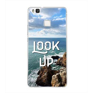 YuBingo Look Up Designer Mobile Case Back Cover for Huawei P9 Lite