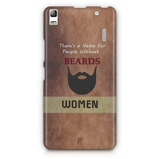 YuBingo Beard Designer Mobile Case Back Cover for Lenovo A7000 / K3 Note