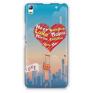 YuBingo The Love Couples Designer Mobile Case Back Cover for Lenovo A7000 / K3 Note