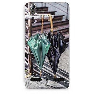 YuBingo Umbrella Designer Mobile Case Back Cover for Lenovo A6000 / A6000 Plus