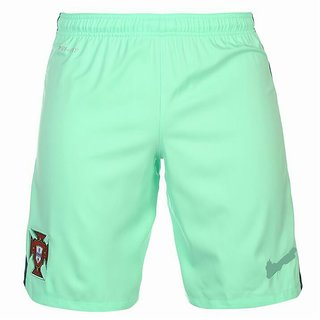Light green football shorts