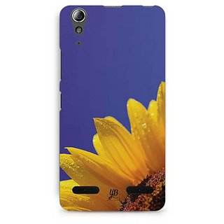 YuBingo Sunflower Designer Mobile Case Back Cover for Lenovo A6000 / A6000 Plus