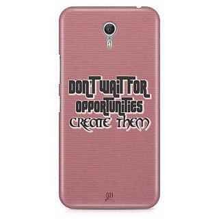 finest selection 195eb 58959 Buy YuBingo Don't Wait for Opportunities. Create Them. Designer ...