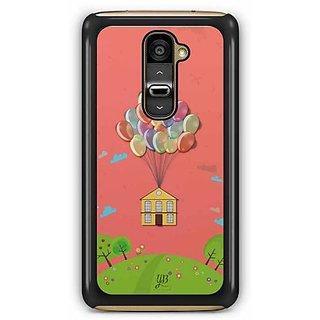 YuBingo The Dream Home Designer Mobile Case Back Cover for LG G2