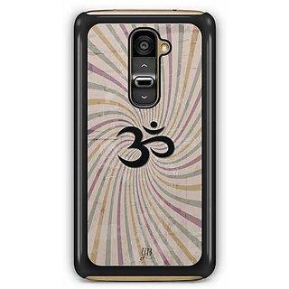 YuBingo Om Designer Mobile Case Back Cover for LG G2