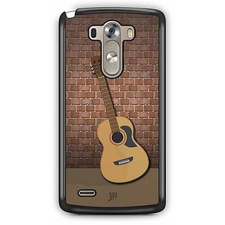 YuBingo The Acoustic Designer Mobile Case Back Cover for LG G3