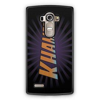 YuBingo Khamosh Designer Mobile Case Back Cover for LG G4