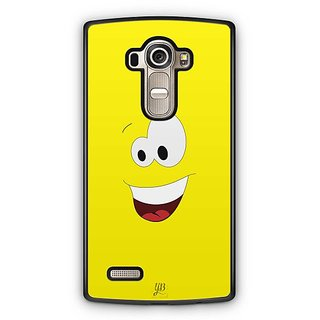 YuBingo Amazed Smiley Designer Mobile Case Back Cover for LG G4