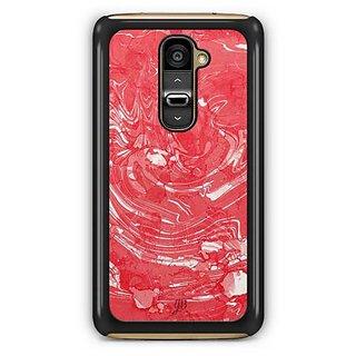 YuBingo Marble Finish (Plastic) Designer Mobile Case Back Cover for LG G2