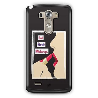YuBingo Makeup First Designer Mobile Case Back Cover for LG G3