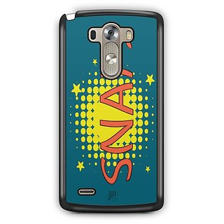 YuBingo Snap! Designer Mobile Case Back Cover for LG G3