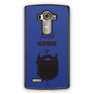 YuBingo Just Grow It Designer Mobile Case Back Cover for LG G4
