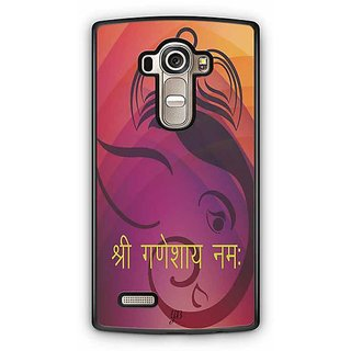 YuBingo Shree Ganeshaya Namah Designer Mobile Case Back Cover for LG G4