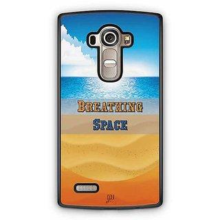 YuBingo Breathing Space Designer Mobile Case Back Cover for LG G4