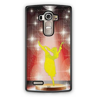 YuBingo Dance Dance Designer Mobile Case Back Cover for LG G4