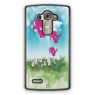 YuBingo Cupid Strikes Designer Mobile Case Back Cover for LG G4