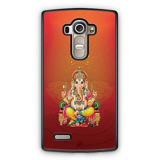 YuBingo Mere Ganpati Designer Mobile Case Back Cover for LG G4
