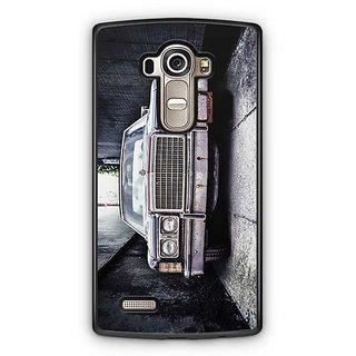 YuBingo Vintage Car Designer Mobile Case Back Cover for LG G4