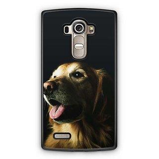 YuBingo Lovable Dog Designer Mobile Case Back Cover for LG G4