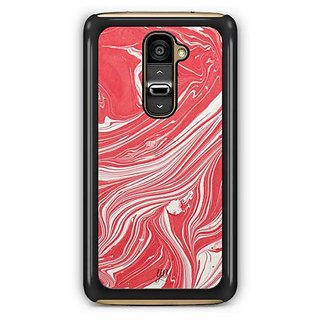 YuBingo Marble Finish (Plastic) Designer Mobile Case Back Cover for LG G2