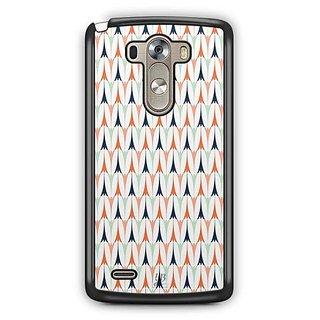 YuBingo Eiffel tower pattern Designer Mobile Case Back Cover for LG G3