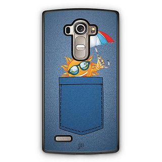 YuBingo Sun in Jeans Designer Mobile Case Back Cover for LG G4