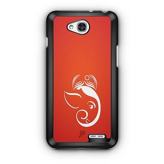 YuBingo Shree Ganeshay Namah Designer Mobile Case Back Cover for LG L90
