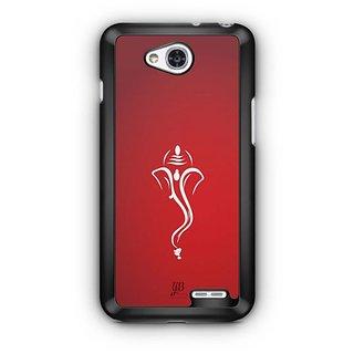 YuBingo My Friend Ganesha Designer Mobile Case Back Cover for LG L90