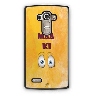YuBingo Maa Ki Ankh Designer Mobile Case Back Cover for LG G4