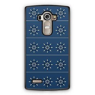 YuBingo Ship Navigation Wheels Pattern Designer Mobile Case Back Cover for LG G4
