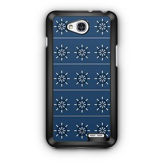 YuBingo Ship Navigation Wheels Pattern Designer Mobile Case Back Cover for LG L90