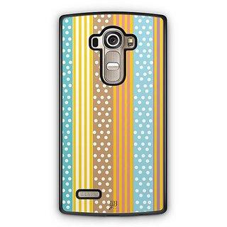 YuBingo Dots and Stripes Pattern Designer Mobile Case Back Cover for LG G4