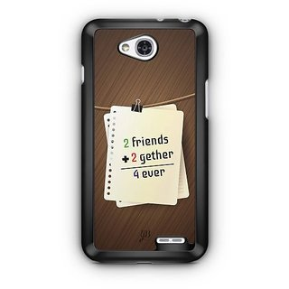 YuBingo Friends, Together, Forever Designer Mobile Case Back Cover for LG L90