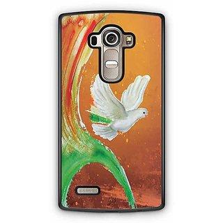 YuBingo Peace Dove Designer Mobile Case Back Cover for LG G4