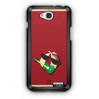 YuBingo Fun at Beach Designer Mobile Case Back Cover for LG L90