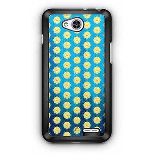 YuBingo Smileys Designer Mobile Case Back Cover for LG L90