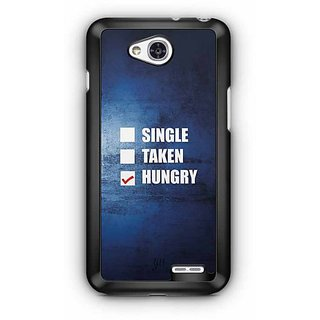 YuBingo Hungry? Designer Mobile Case Back Cover for LG L90